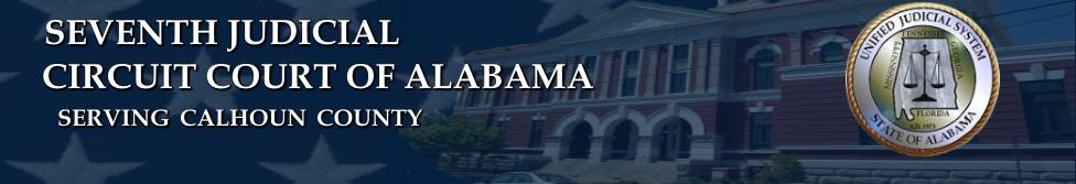 Calhoun County - Seventh Circuit Court of Alabama